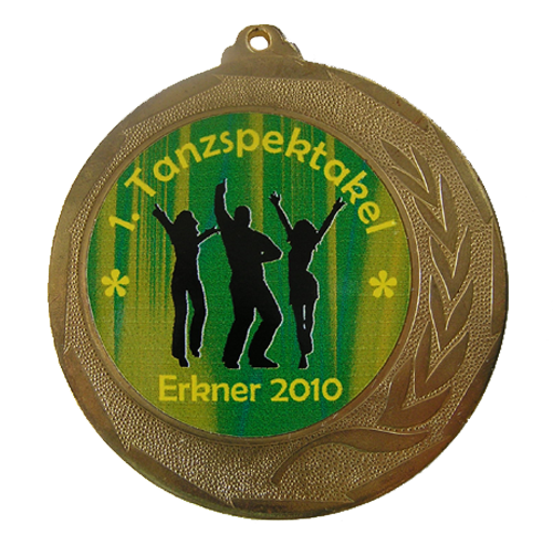 Medaille 2010