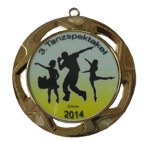 Medaille 2014