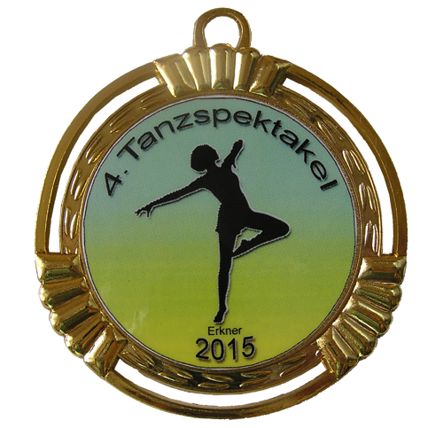 Medaille 2015
